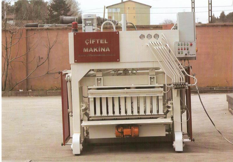 cm-10 مكينة بلوك متحرك